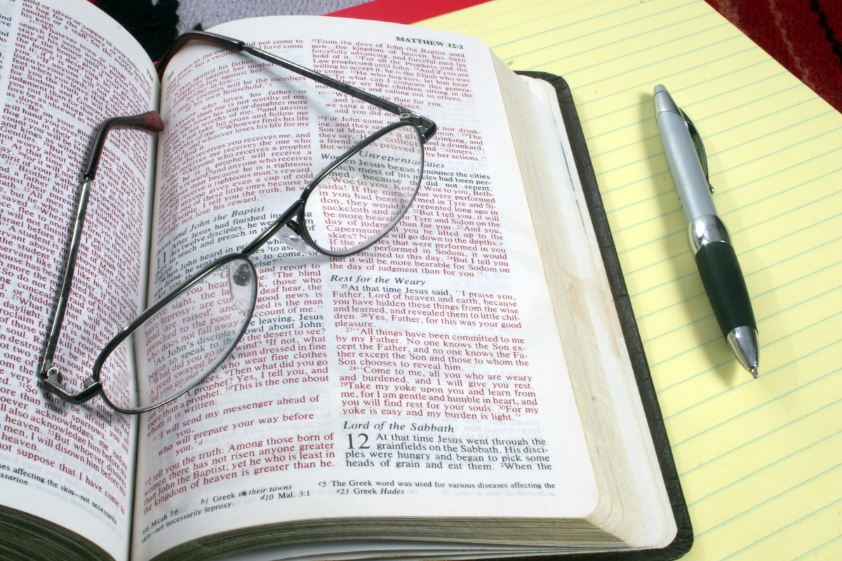 how to study and retain the bible