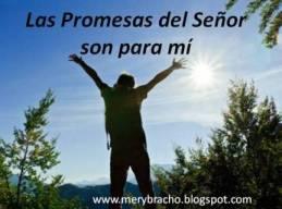 Promesas de Dios para mi